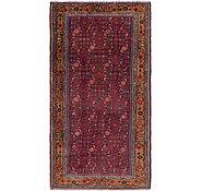 Link to 157cm x 297cm Shahsavand Persian Rug