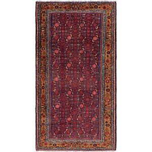 157cm x 297cm Shahsavand Persian Rug