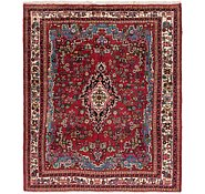 Link to 7' 6 x 9' 4 Hamedan Persian Rug