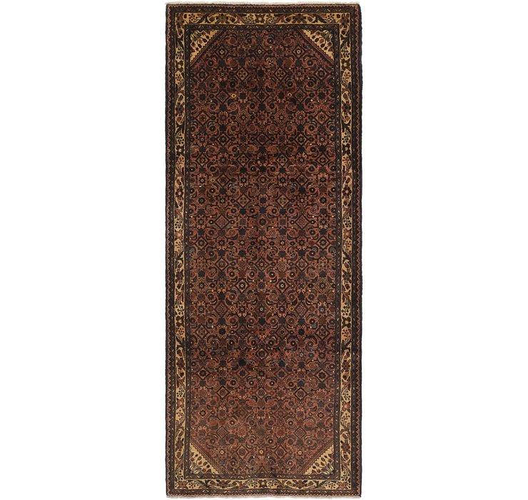 3' 7 x 9' 6 Shahsavand Persian Runn...