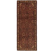 Link to 3' 6 x 9' 5 Hossainabad Persian Runner Rug