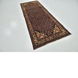 Unique Loom 3' 7 x 9' 6 Shahsavand Persian Runn...