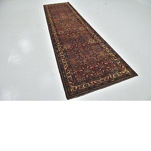 Unique Loom 3' 8 x 13' 3 Shahsavand Persian Runn...