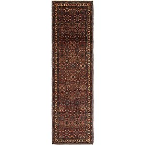 112cm x 405cm Shahsavand Persian Runn...