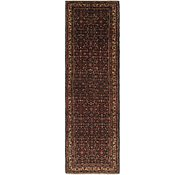 Link to 110cm x 400cm Shahsavand Persian Runner Rug