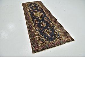 Unique Loom 3' 8 x 10' Liliyan Persian Runner ...