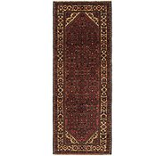 Link to 117cm x 310cm Hossainabad Persian Runner Rug