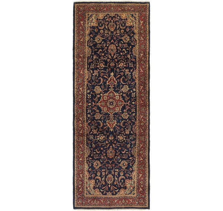 122cm x 348cm Mahal Persian Runner Rug