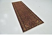 Link to 3' 3 x 10' 2 Hossainabad Persian Runner Rug
