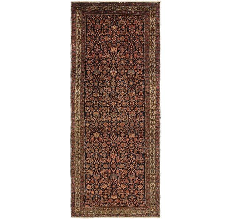 3' 7 x 9' Shahsavand Persian Runn...