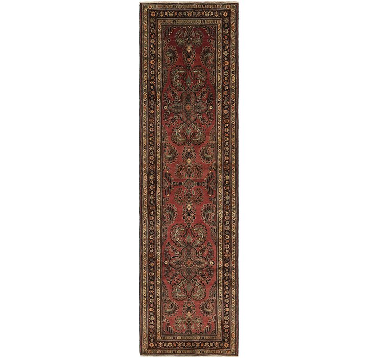 110cm x 422cm Mehraban Persian Runner...