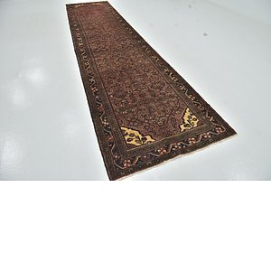 Unique Loom 3' 10 x 16' 5 Shahsavand Persian Runn...