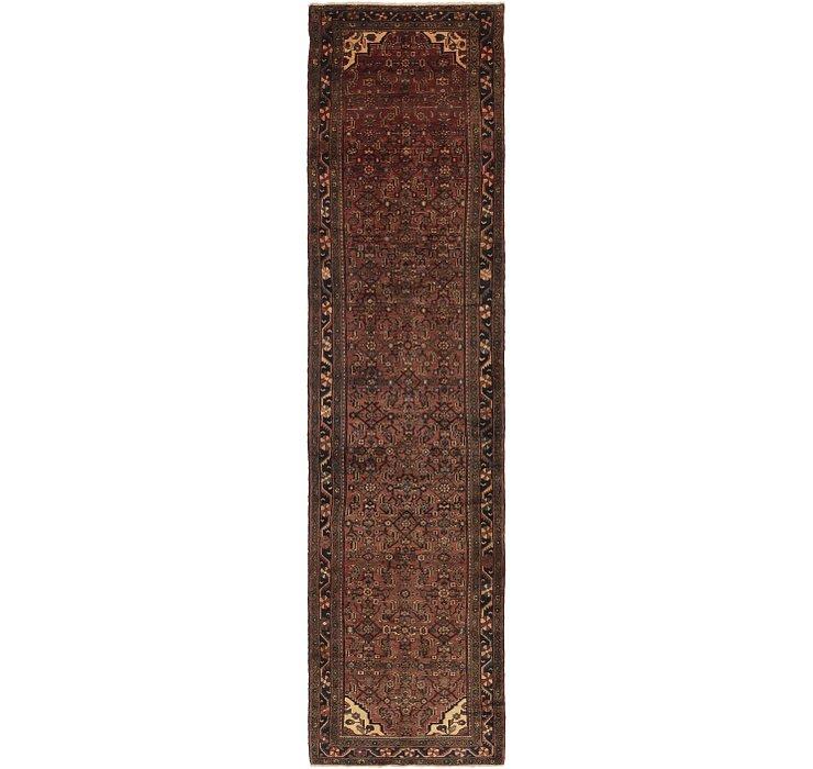 HandKnotted 3' 10 x 16' 5 Shahsavand Persian Runn...