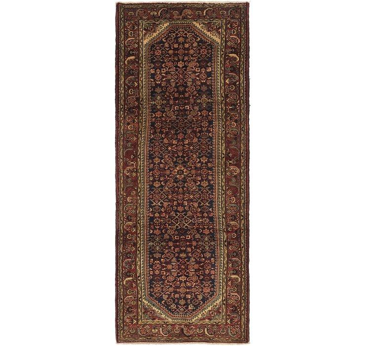 3' 10 x 10' 8 Shahsavand Persian Runn...