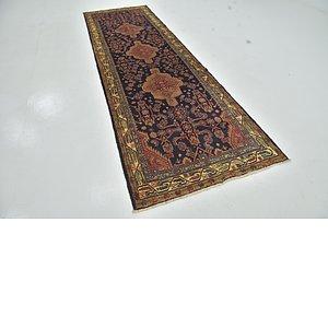 Unique Loom 3' 7 x 11' 4 Darjazin Persian Runner...