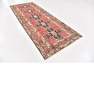 Link to 3' 10 x 10' 4 Shahsavand Persian Runner Rug
