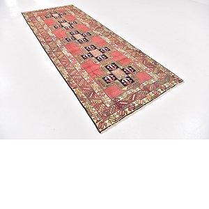 Unique Loom 3' 10 x 10' 4 Shahsavand Persian Runn...