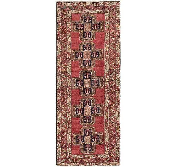 3' 10 x 10' 4 Shahsavand Persian Runn...