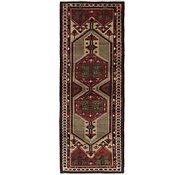 Link to 3' 9 x 10' 3 Meshkin Persian Runner Rug