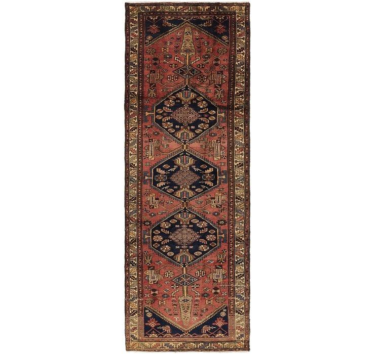 3' 5 x 10' 7 Shahsavand Persian Runn...
