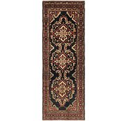 Link to 117cm x 335cm Shahsavand Persian Runner Rug