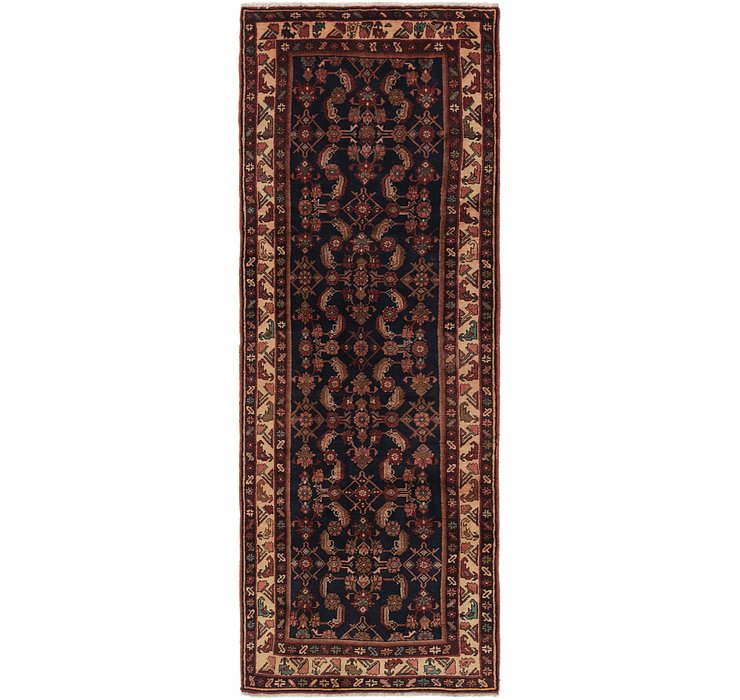 3' 8 x 10' 7 Malayer Persian Runner ...