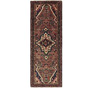 Link to 3' 3 x 9' 6 Hamedan Persian Runner Rug