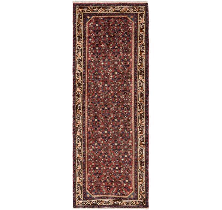 3' 2 x 9' 2 Shahsavand Persian Runn...