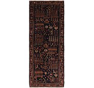 Link to 3' 7 x 9' 5 Roodbar Persian Runner Rug
