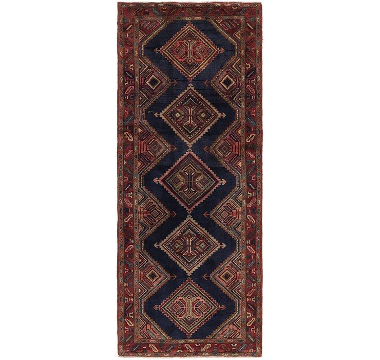 3' 8 x 9' 4 Chenar Persian Runner Rug