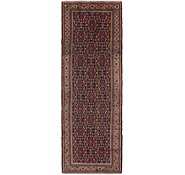 Link to 107cm x 318cm Shahsavand Persian Runner Rug