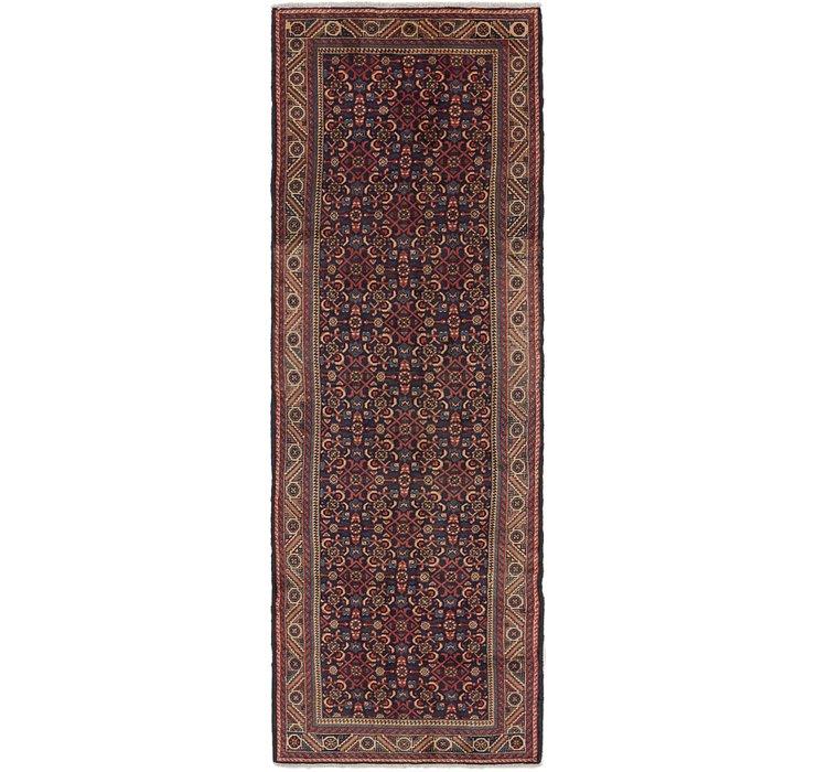 3' 6 x 10' 5 Shahsavand Persian Runn...