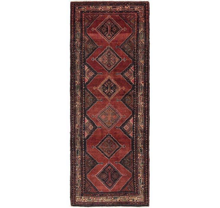 4' x 10' 9 Chenar Persian Runner Rug
