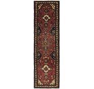 Link to 3' x 10' 9 Hamedan Persian Runner Rug