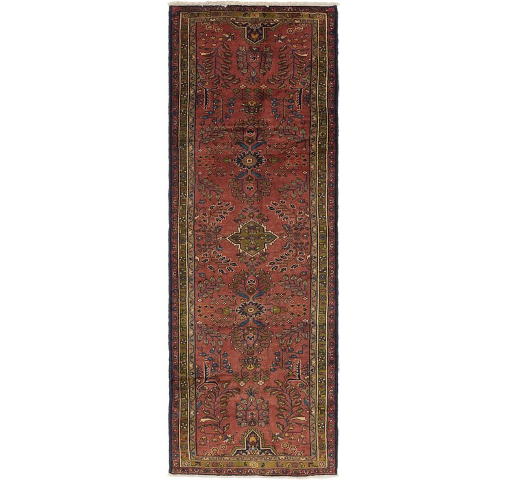 3' 5 x 10' Mehraban Persian Runner...