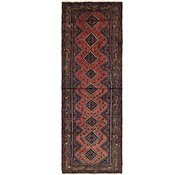 Link to 3' 6 x 10' 4 Chenar Persian Runner Rug
