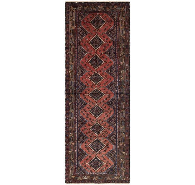 3' 6 x 10' 4 Chenar Persian Runner Rug
