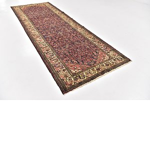 Link to 115cm x 323cm Malayer Persian Runner ... item page