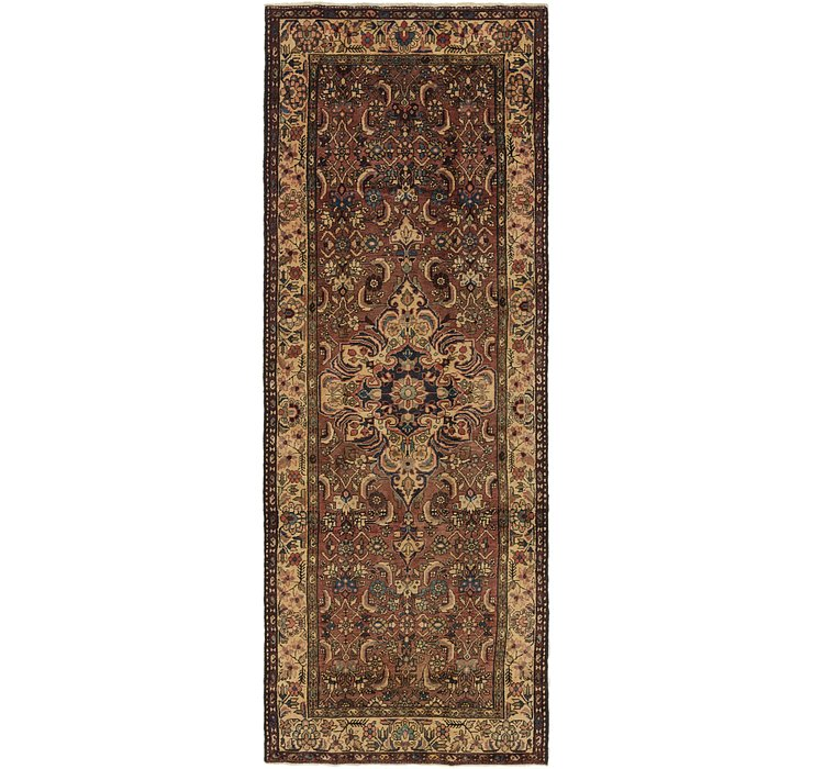 4' x 11' 5 Borchelu Persian Runner...