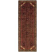 Link to 3' 7 x 10' 7 Hossainabad Persian Runner Rug