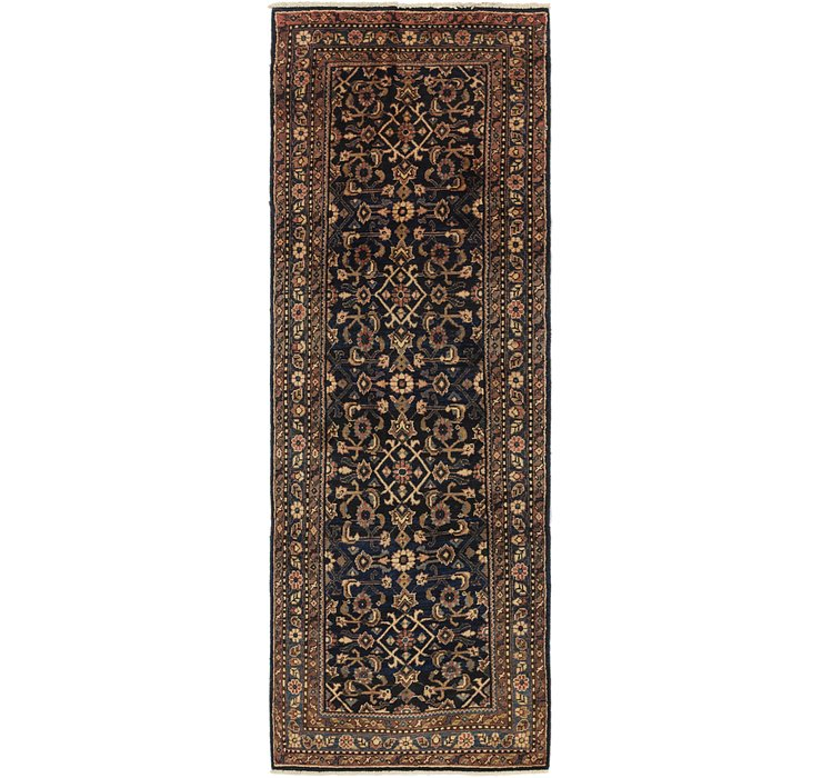 102cm x 310cm Malayer Persian Runner ...