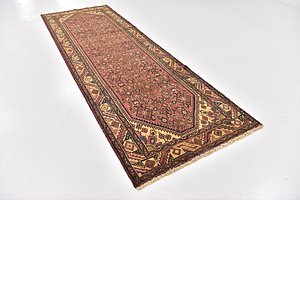 Link to 107cm x 328cm Hossainabad Persian Run... item page