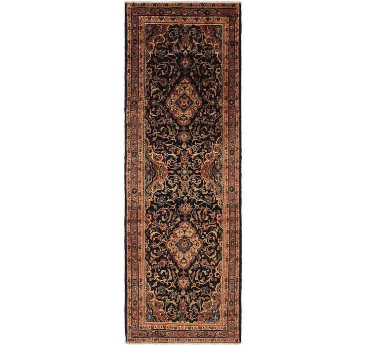 3' 7 x 11' Borchelu Persian Runner...
