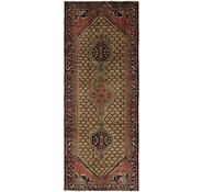 Link to 4' 3 x 11' Darjazin Persian Runner Rug