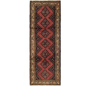 Link to 3' 6 x 9' 10 Chenar Persian Runner Rug