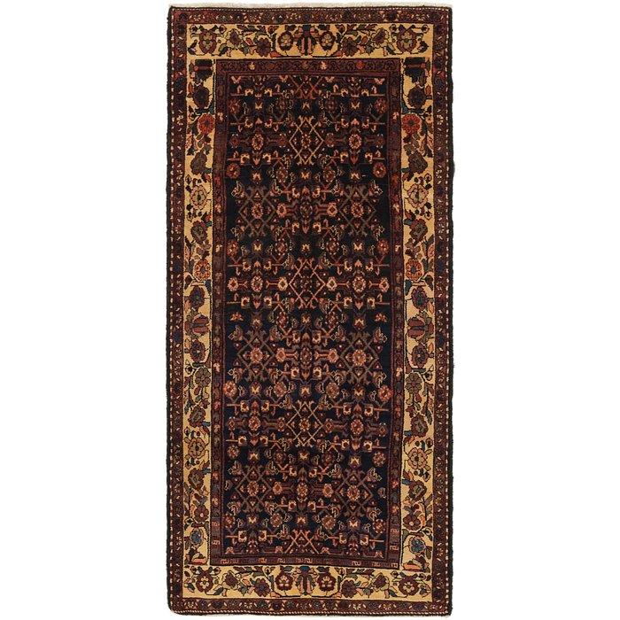 4' x 9' Shahsavand Persian Runn...