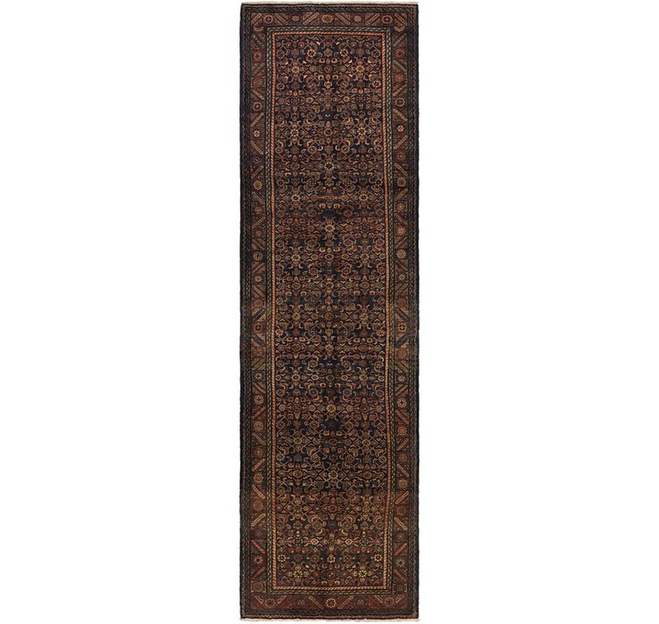 115cm x 417cm Malayer Persian Runner ...