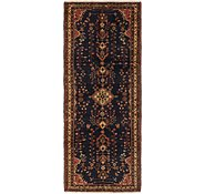 Link to 3' 8 x 9' 6 Hamedan Persian Runner Rug