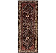 Link to 3' 6 x 10' Shahsavand Persian Runner Rug