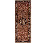 Link to 3' 8 x 9' 7 Hossainabad Persian Runner Rug